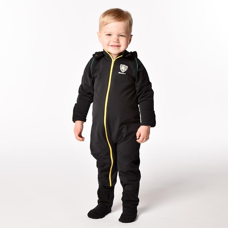 da86fc5b4ce172 Shiverless toddler outerwear jacket thin warm car seat safe