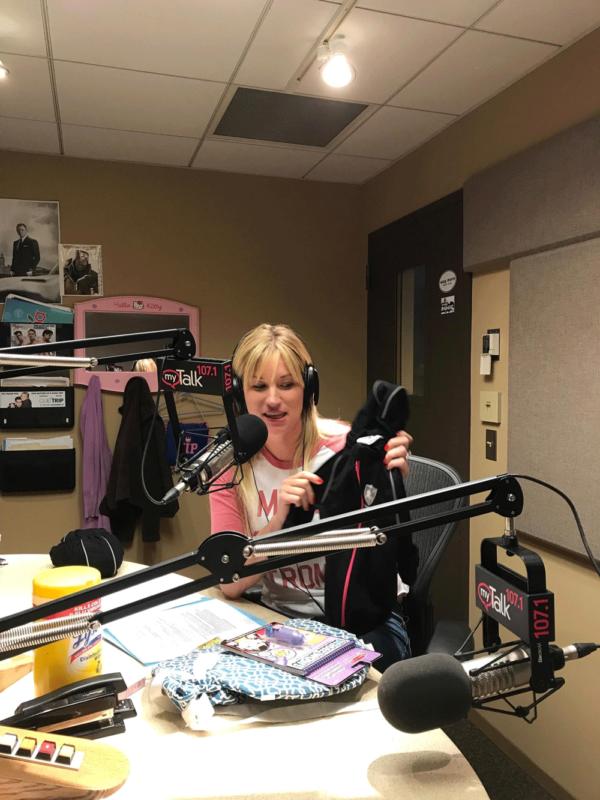 Lindsay Walsh Shop Talk FM 107 Shiverless