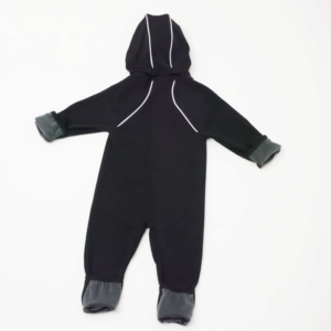 Shiverless Back Warm Car Seat Onsie
